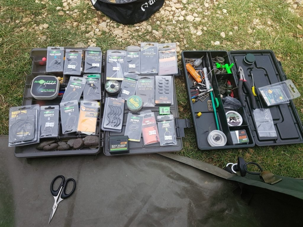 Carp Rigs for Weed Fishing