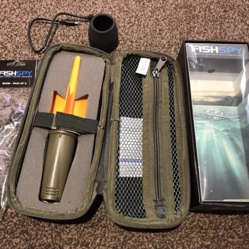 Why you NEED a Fishspy Underwater Camera – Marker Float