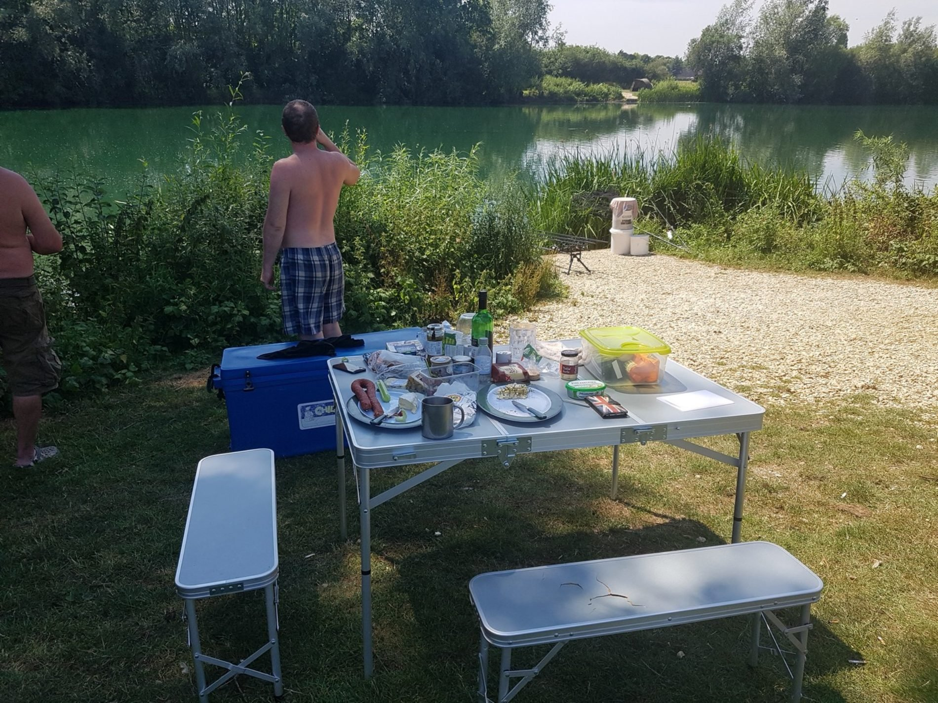 How To Cook On The Bank While Fishing – The Full Guide